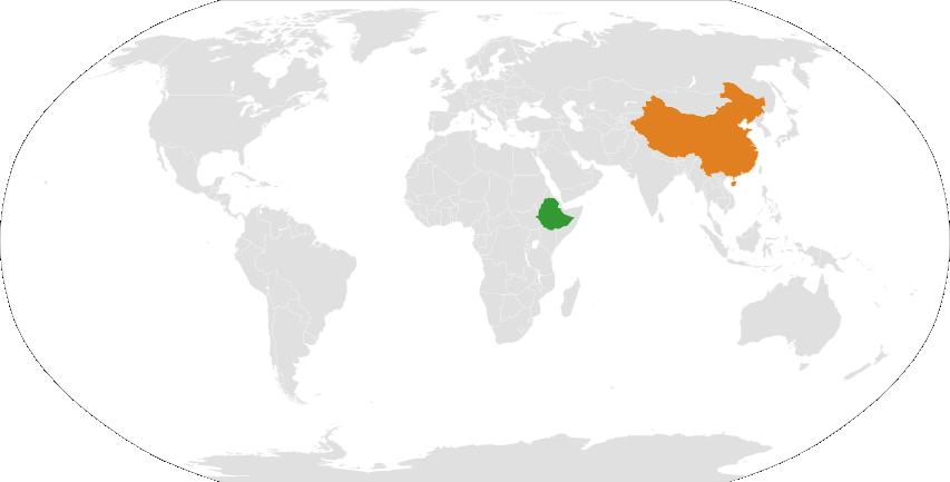 Chinaethiopia Relations Wikipedia