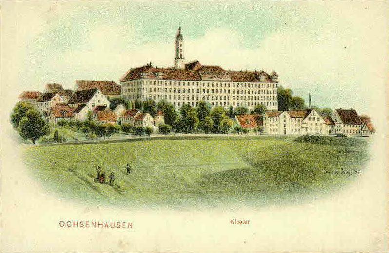 Felle Ochsenhausen Kloster