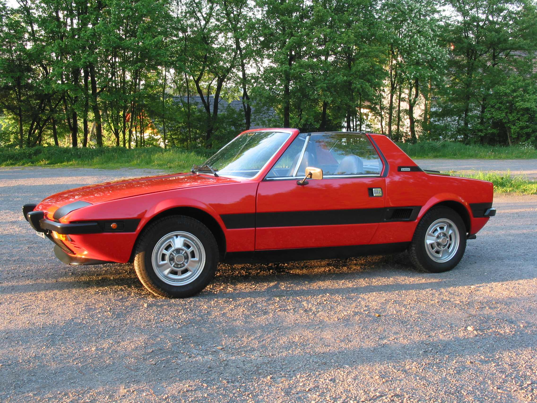 Fiat >> File:Fiat X19.jpg - Wikimedia Commons
