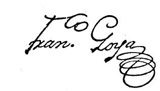 Archivo:Firma de Francisco de Goya.jpg
