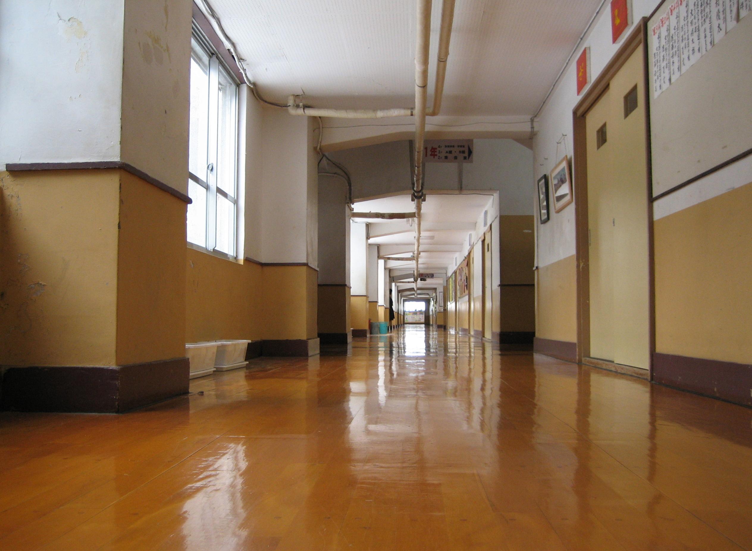 Kitchen And Hallway Design Ideas