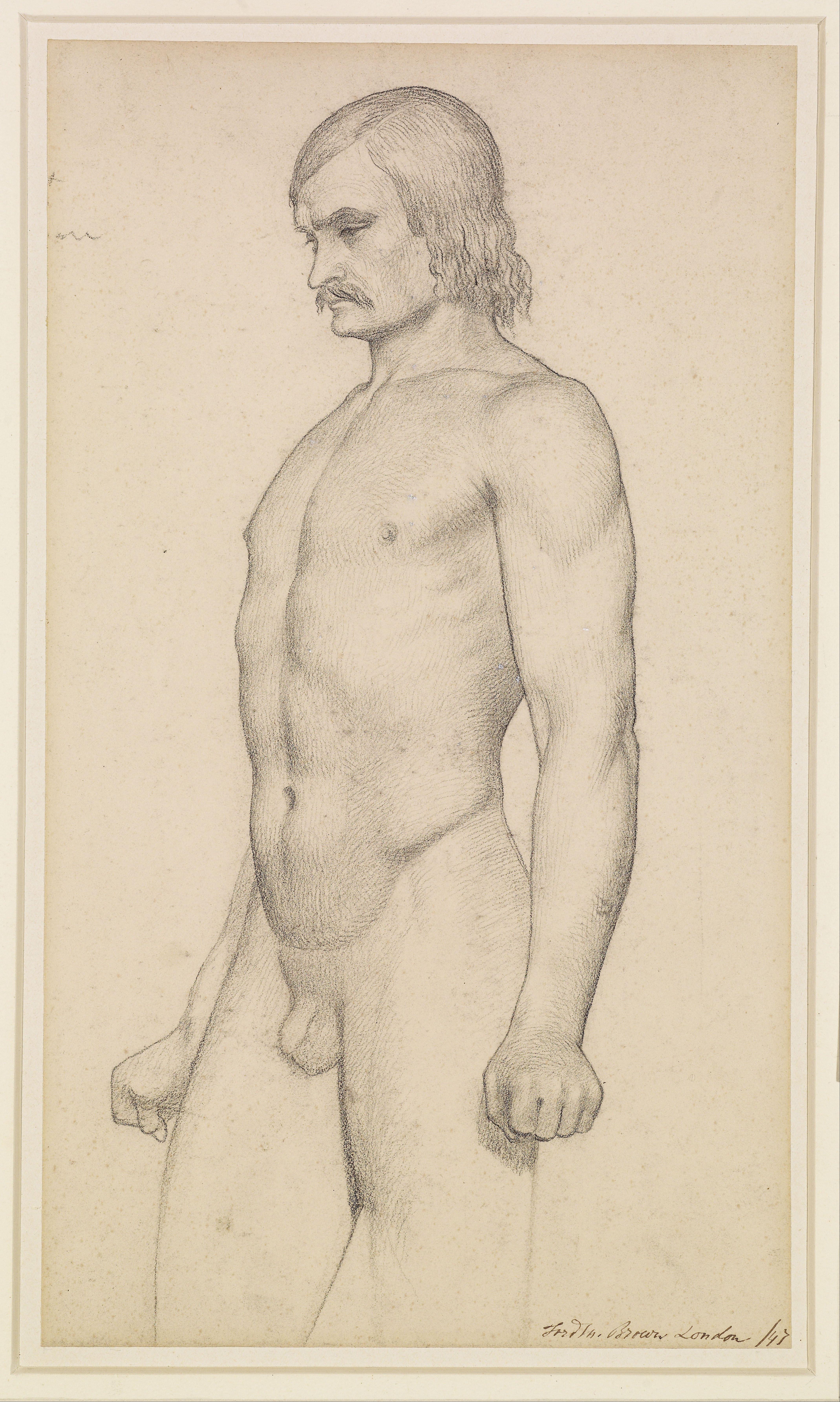 Academic Nude 48