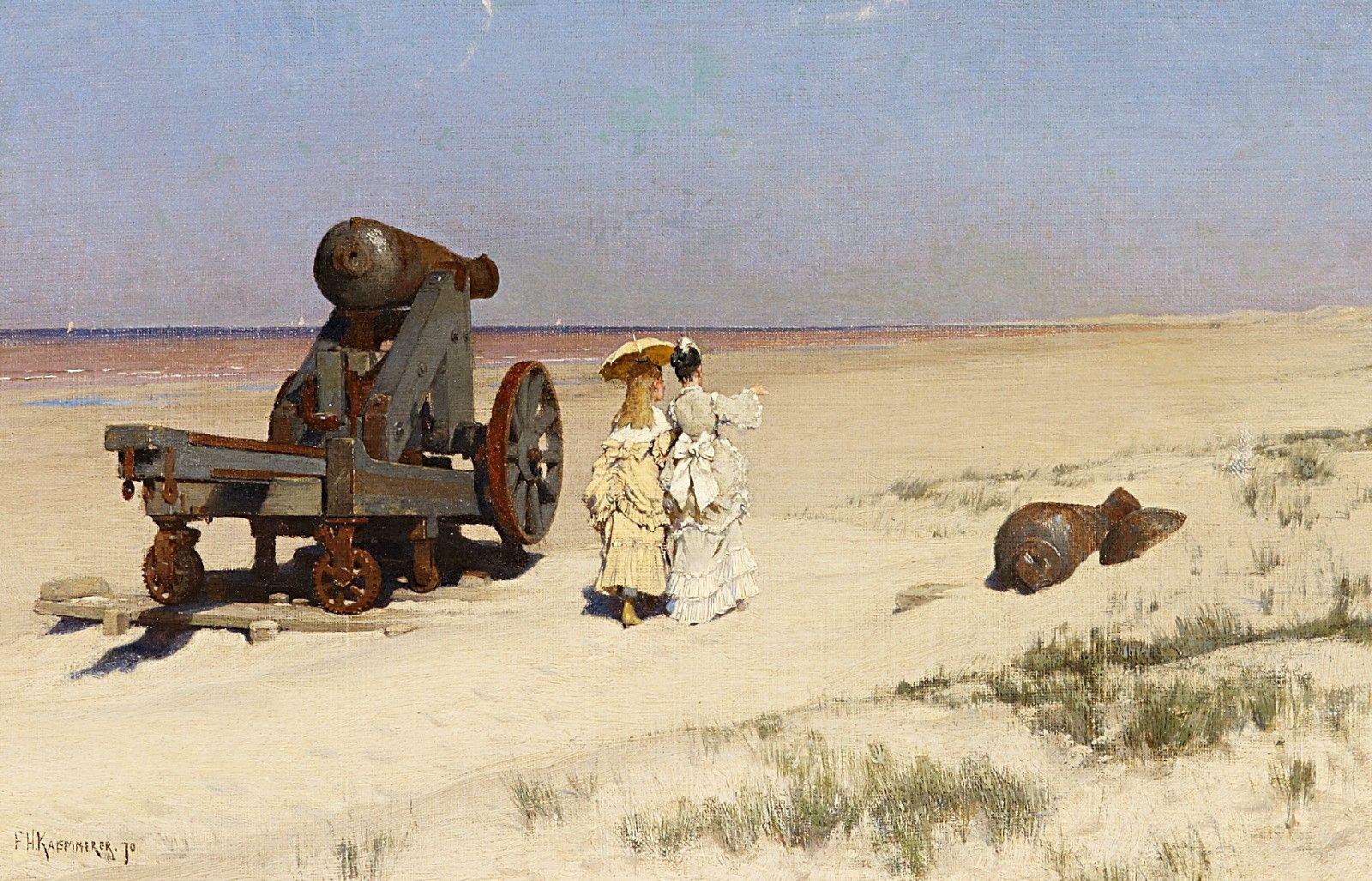 Frederik_Hendrik_Kaemmerer_Am_Strand_1870.jpg