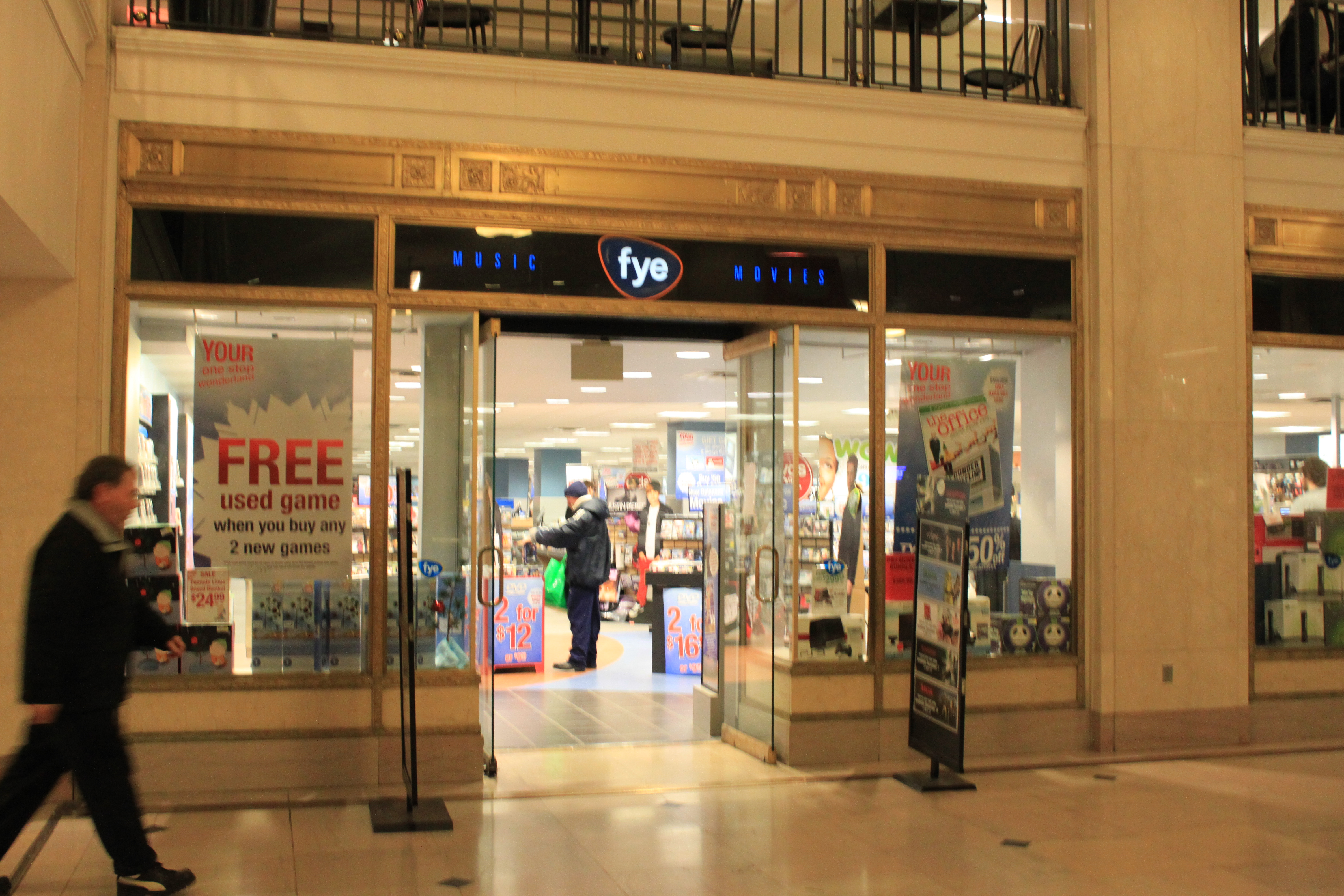 Fye at Lycoming Mall Closing by August | Business