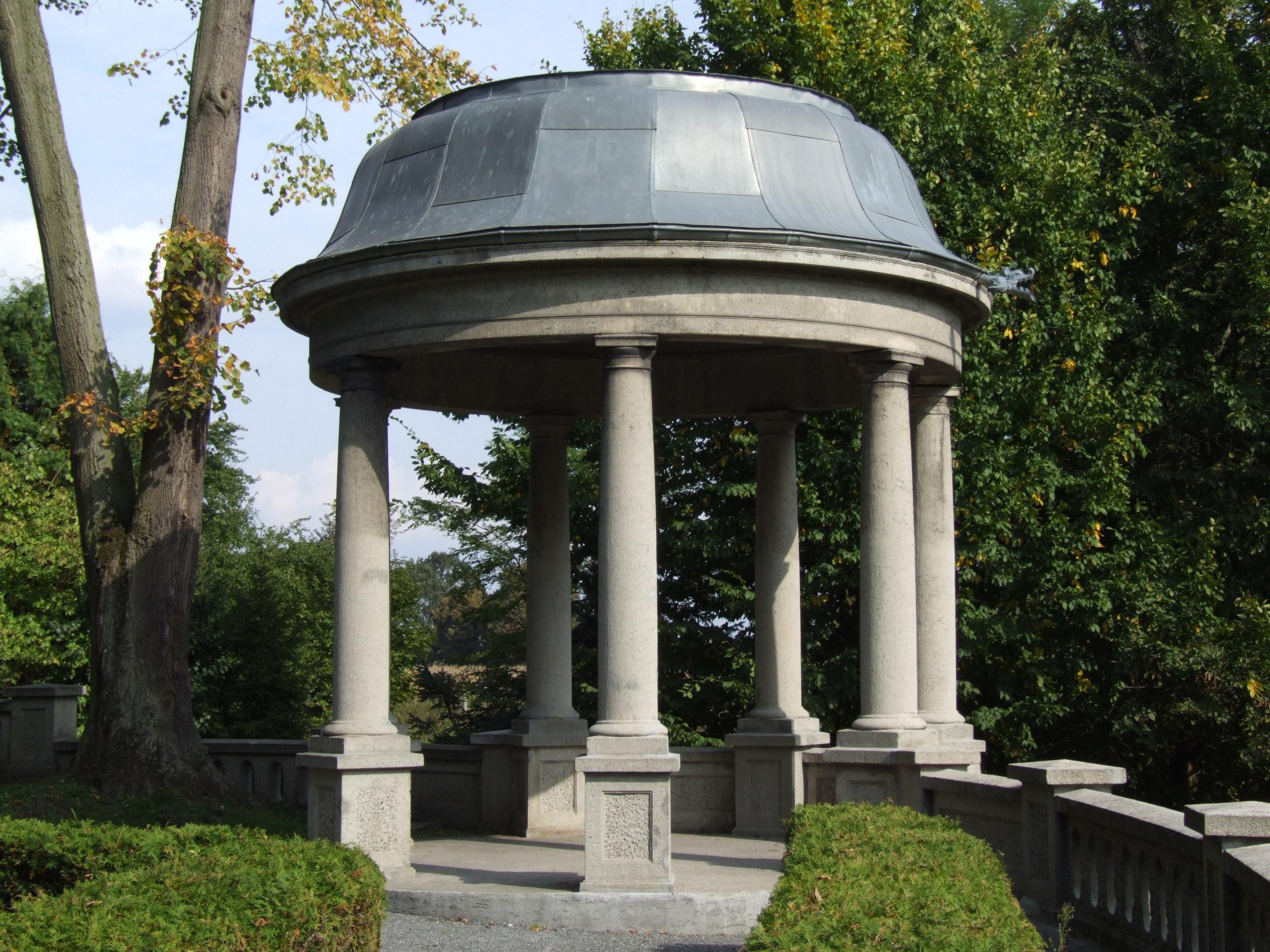 Pavillon Garten Pic : File garden pavilion in rogau g wikimedia commons