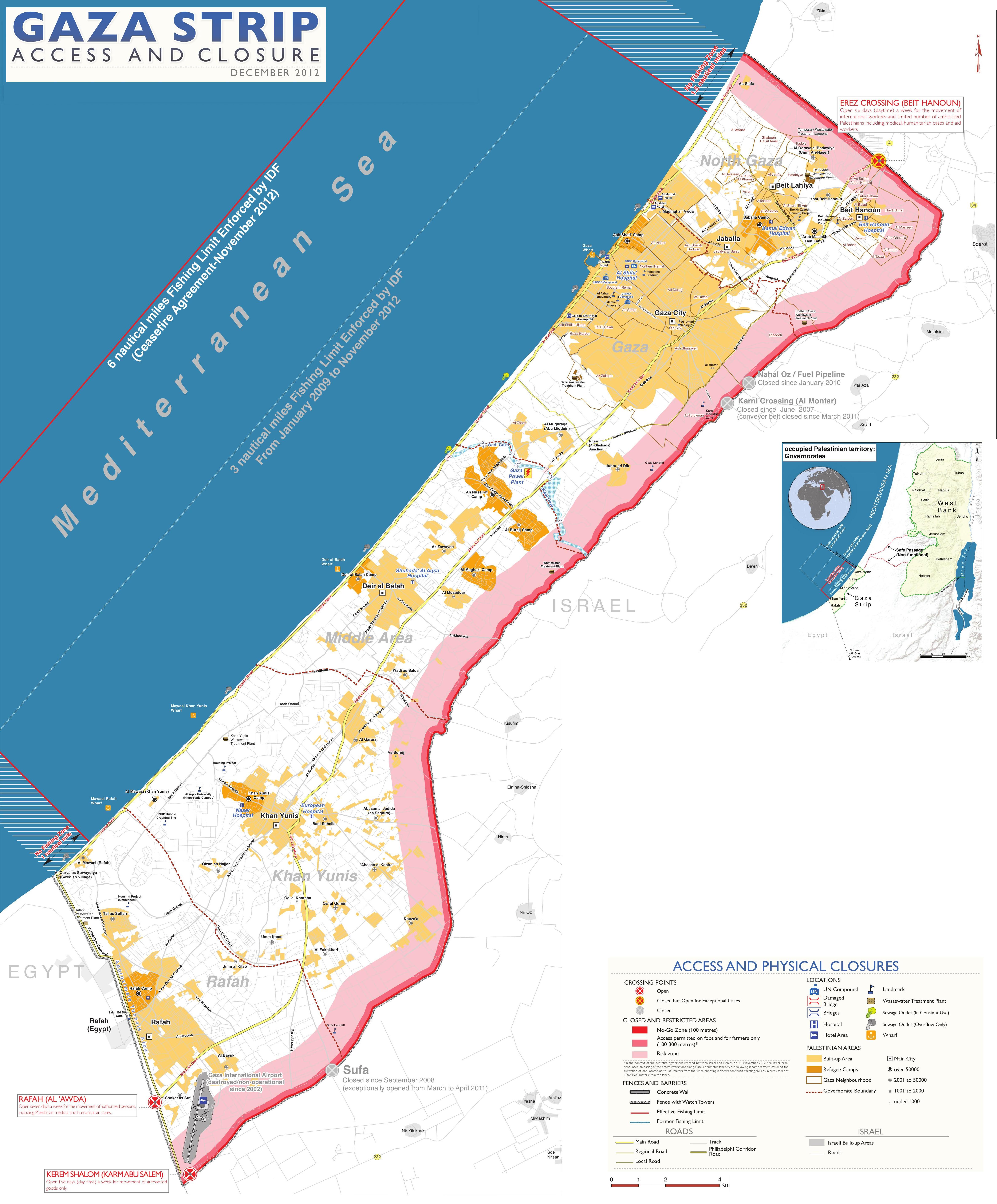 as en gaza language south strip