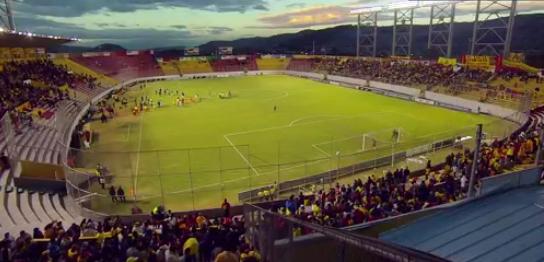 Resultado de imagen de Estadio Gonzalo Pozo