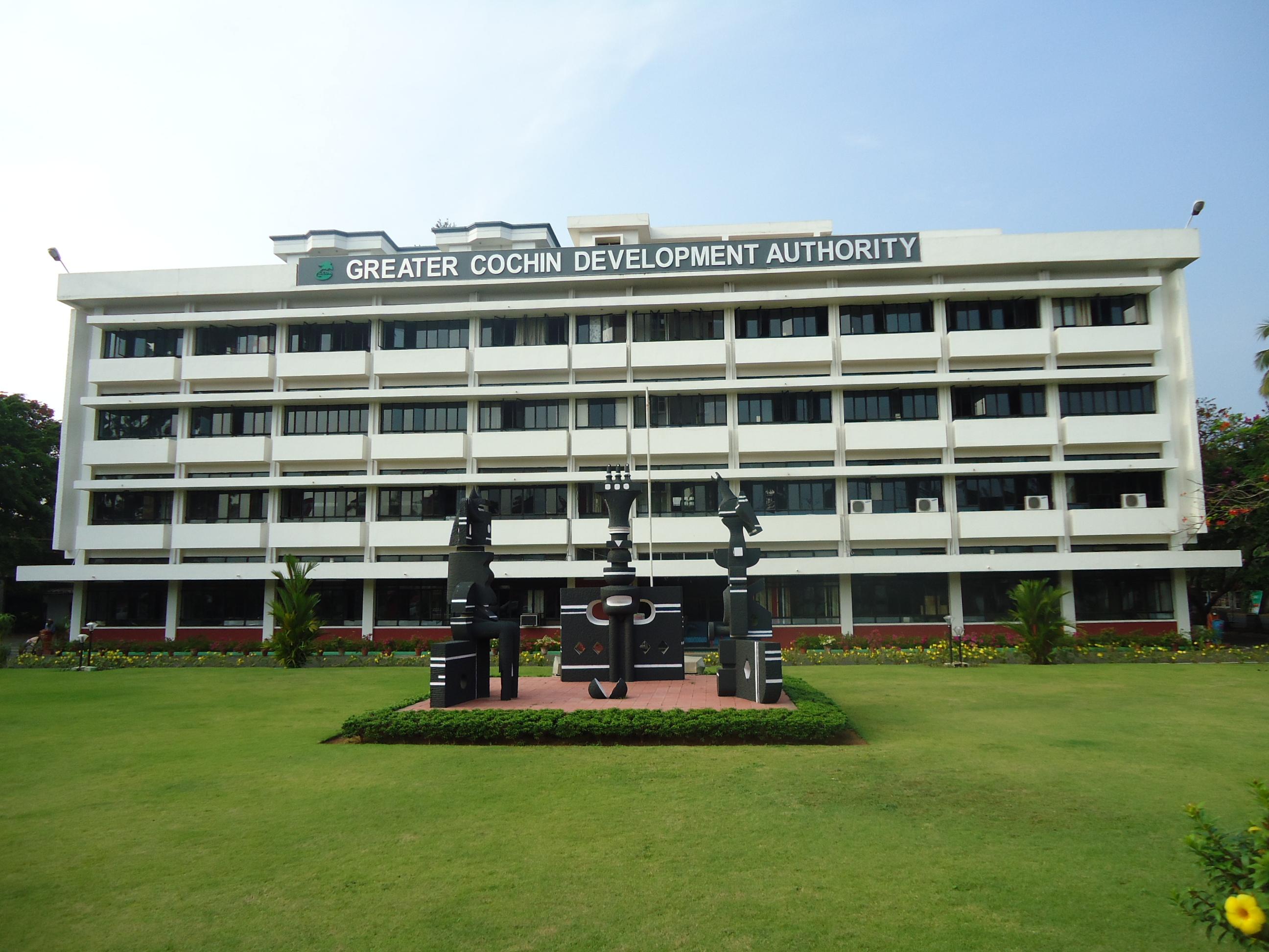 Greater Cochin Development Authority - Wikipedia