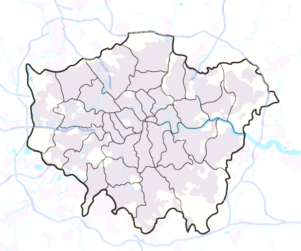 FileGreater London Outline Map Bw Brightpng Wikimedia Commons - London map png