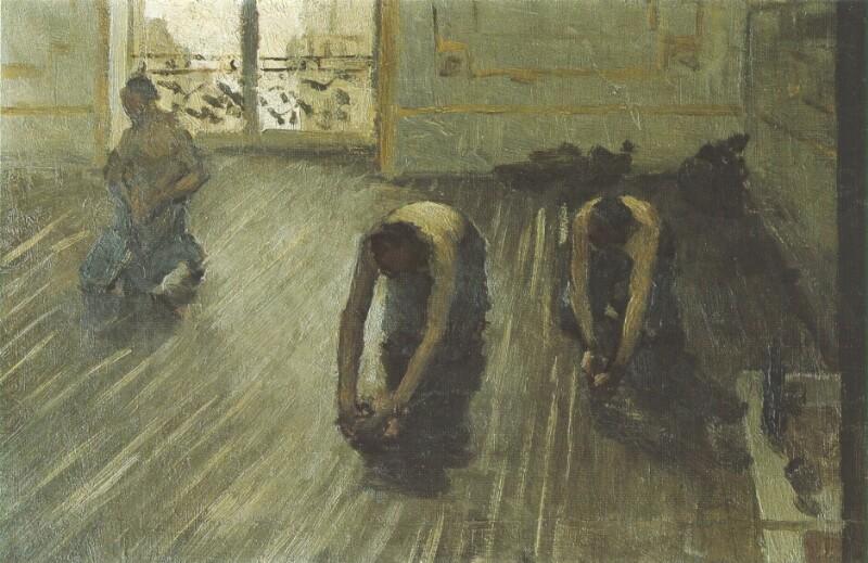 File Gustave Caillebotte Les Raboteurs De Parquet 233 Tude