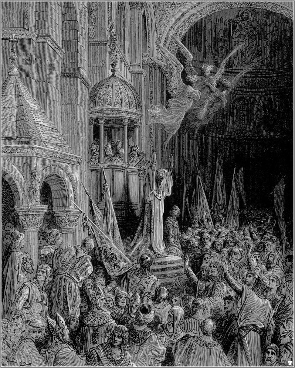 Crusaders and Historians