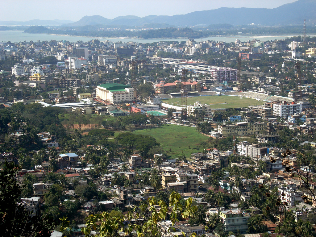 Guwahati in the past, History of Guwahati