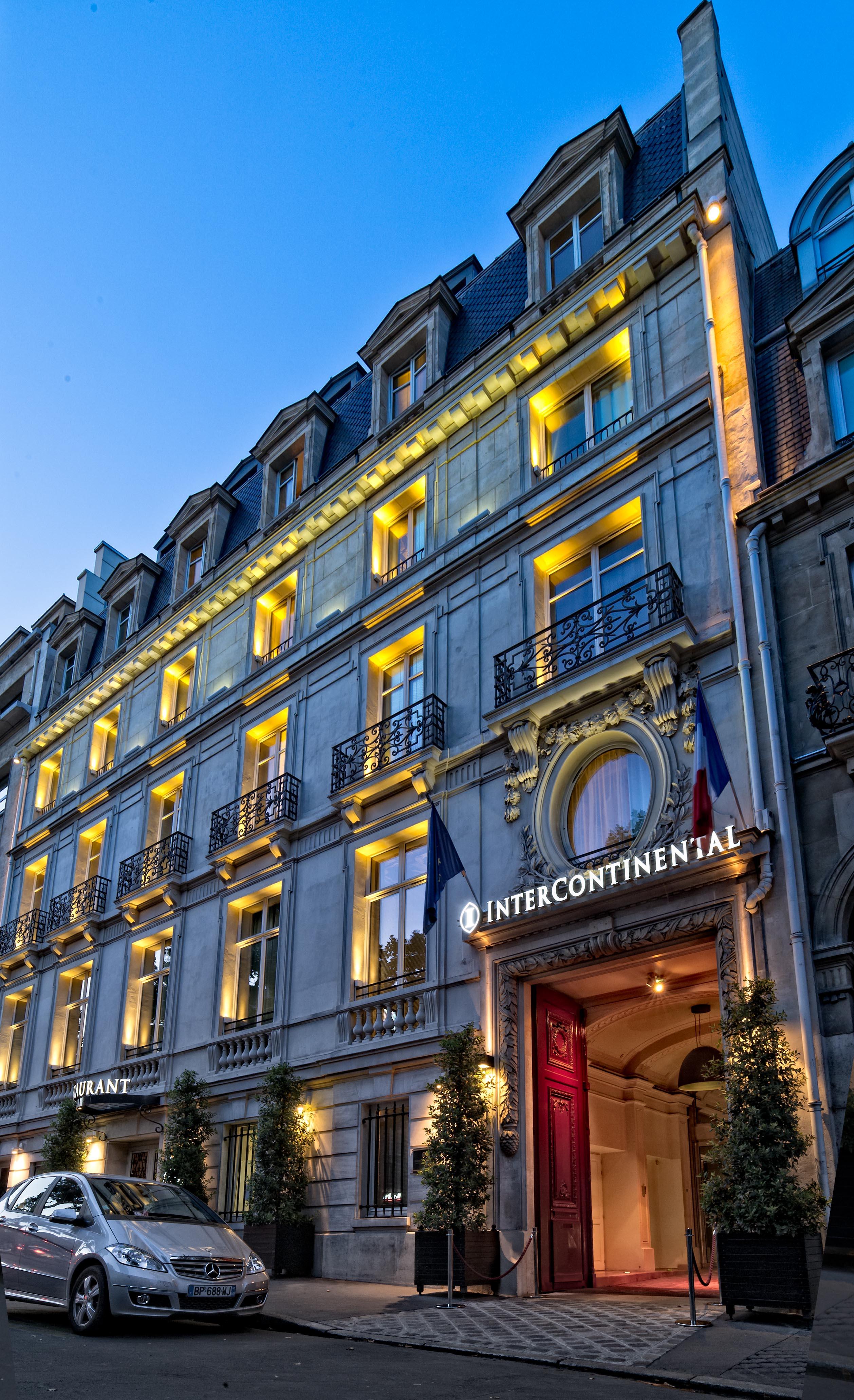 Hotel  Avenue Maurice Ravel  Paris
