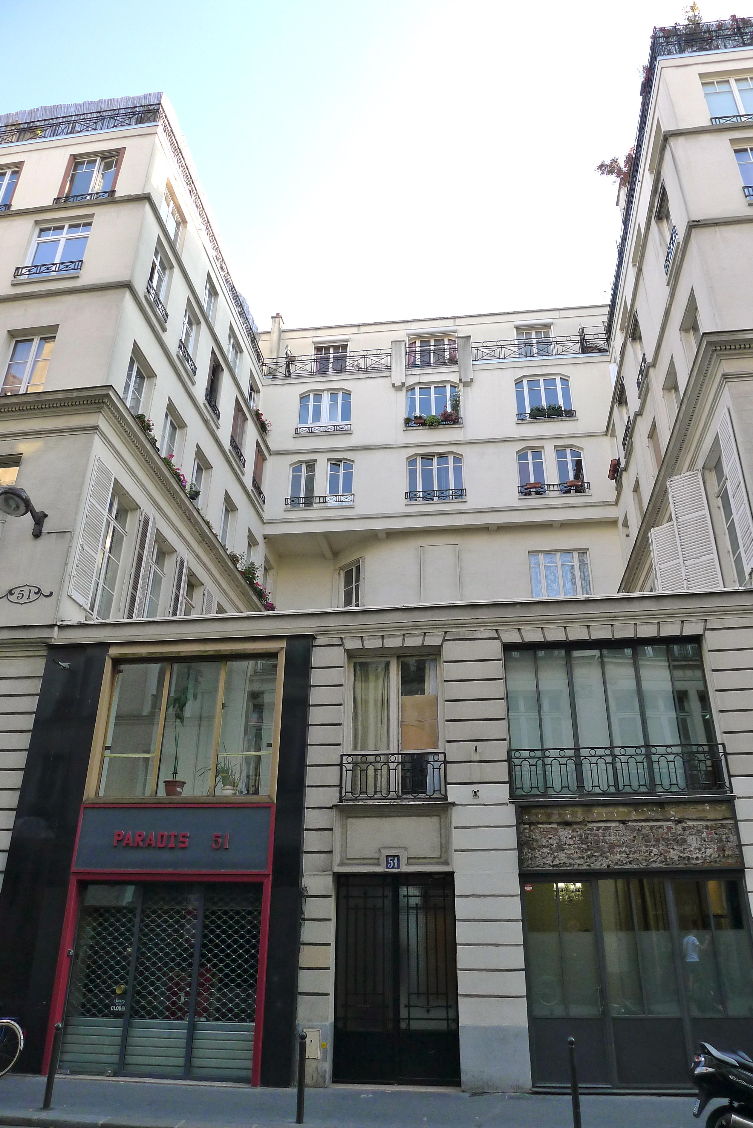 Hotel Paradis Paris Tripadvisor