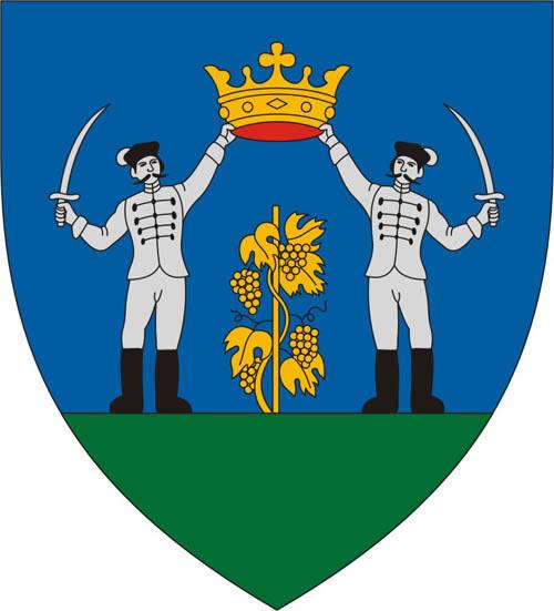 Zebegény címere