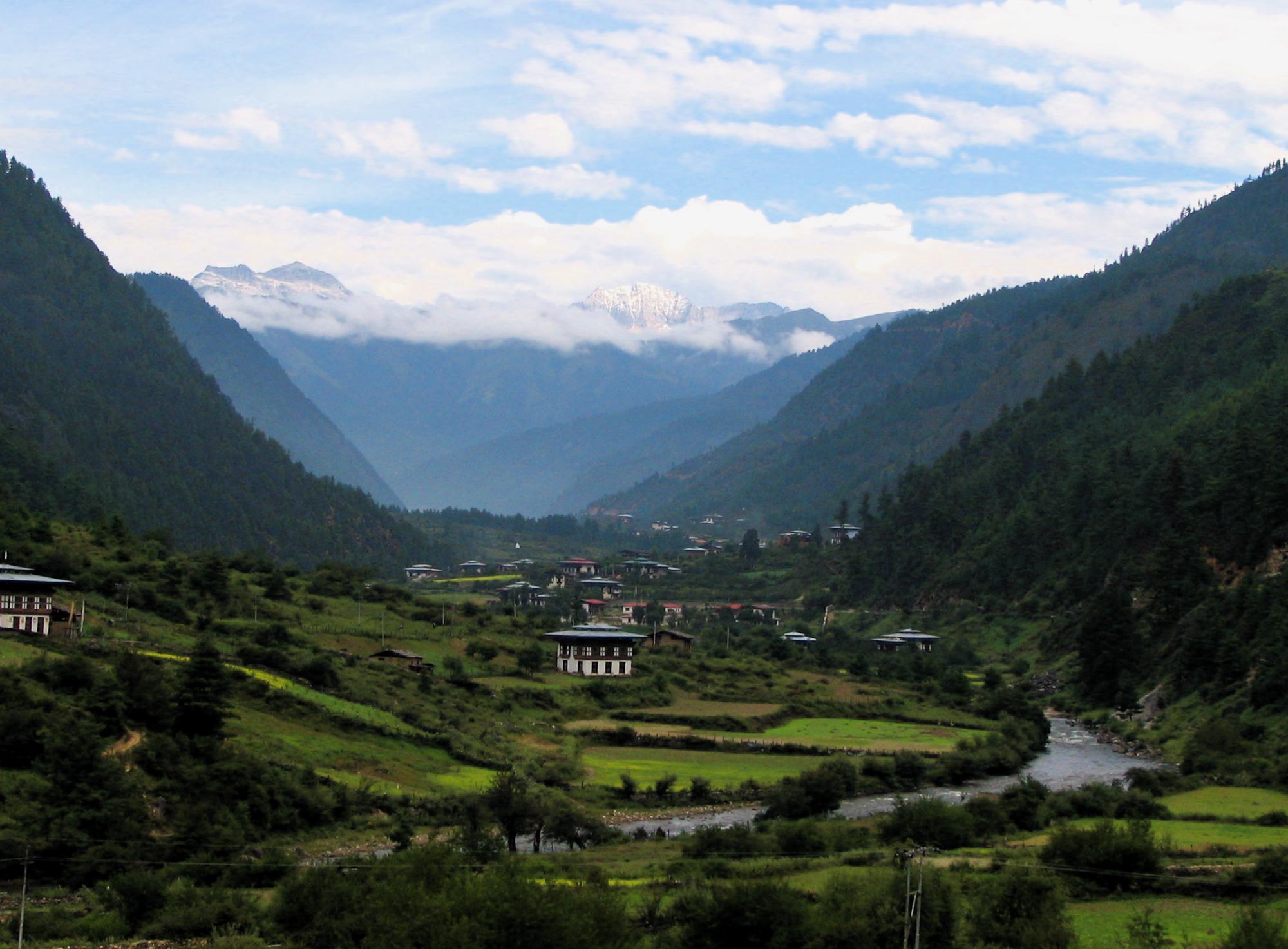Bhutan - Wikipedia, the free encyclopedia BHUTAN
