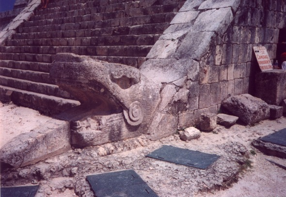 File:Head of serpent column.jpg