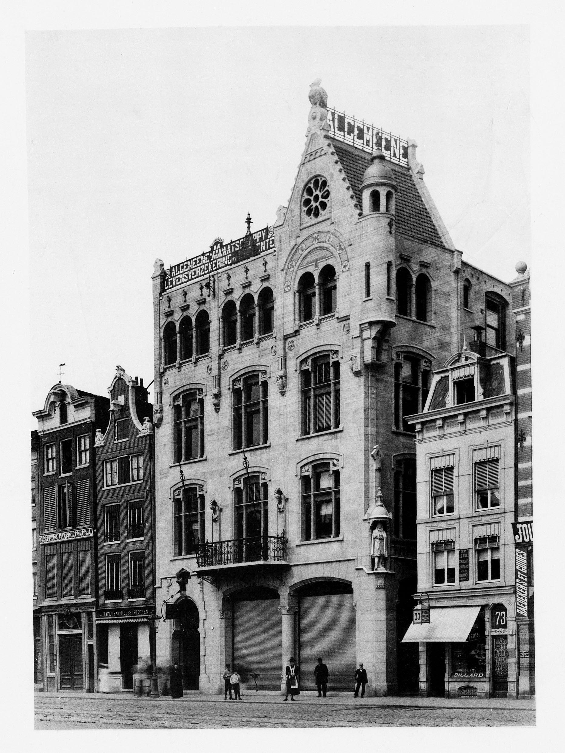 Filehendrik Petrus Berlage 1856 1934 Afb 010056915084