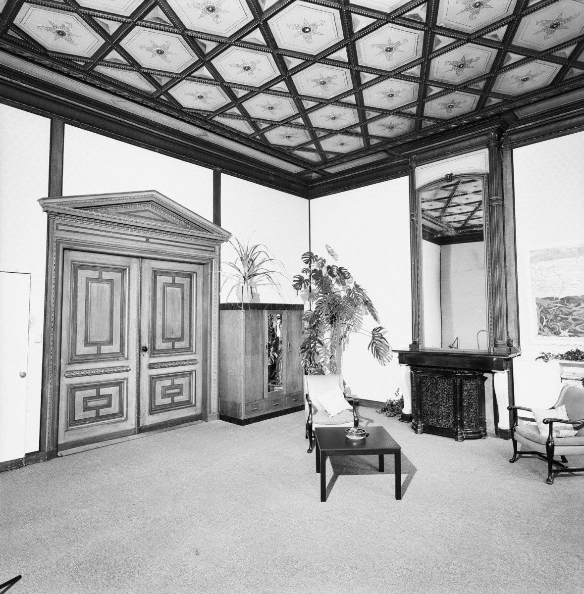 File interieur eerste etage achterhuis overzicht for Interieur 1900