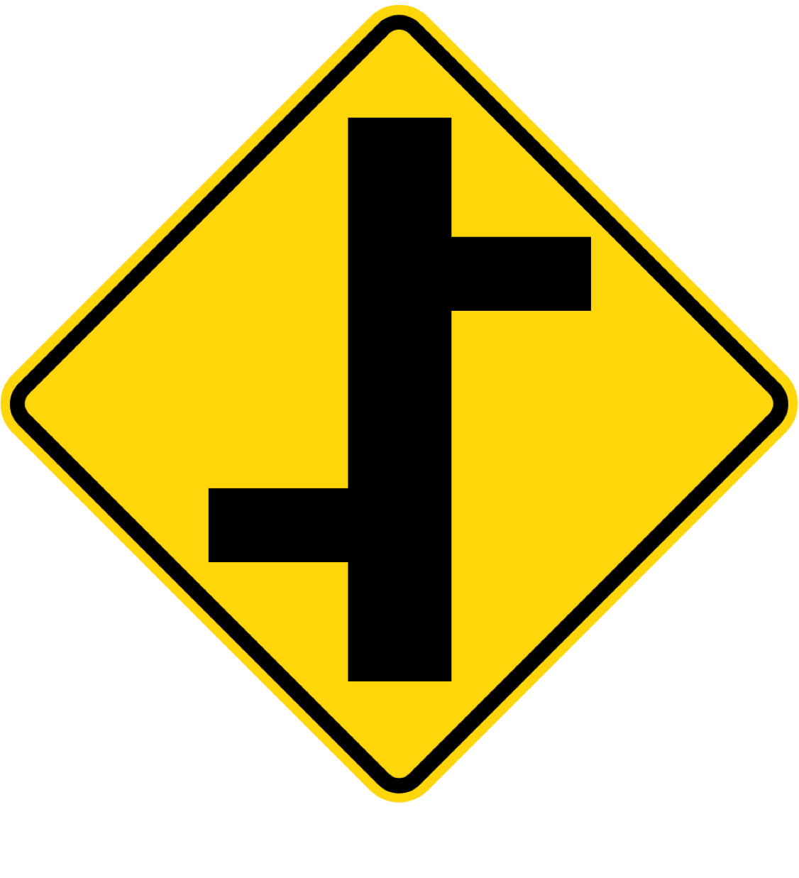 fileindonesian road sign 19jpng wikimedia commons