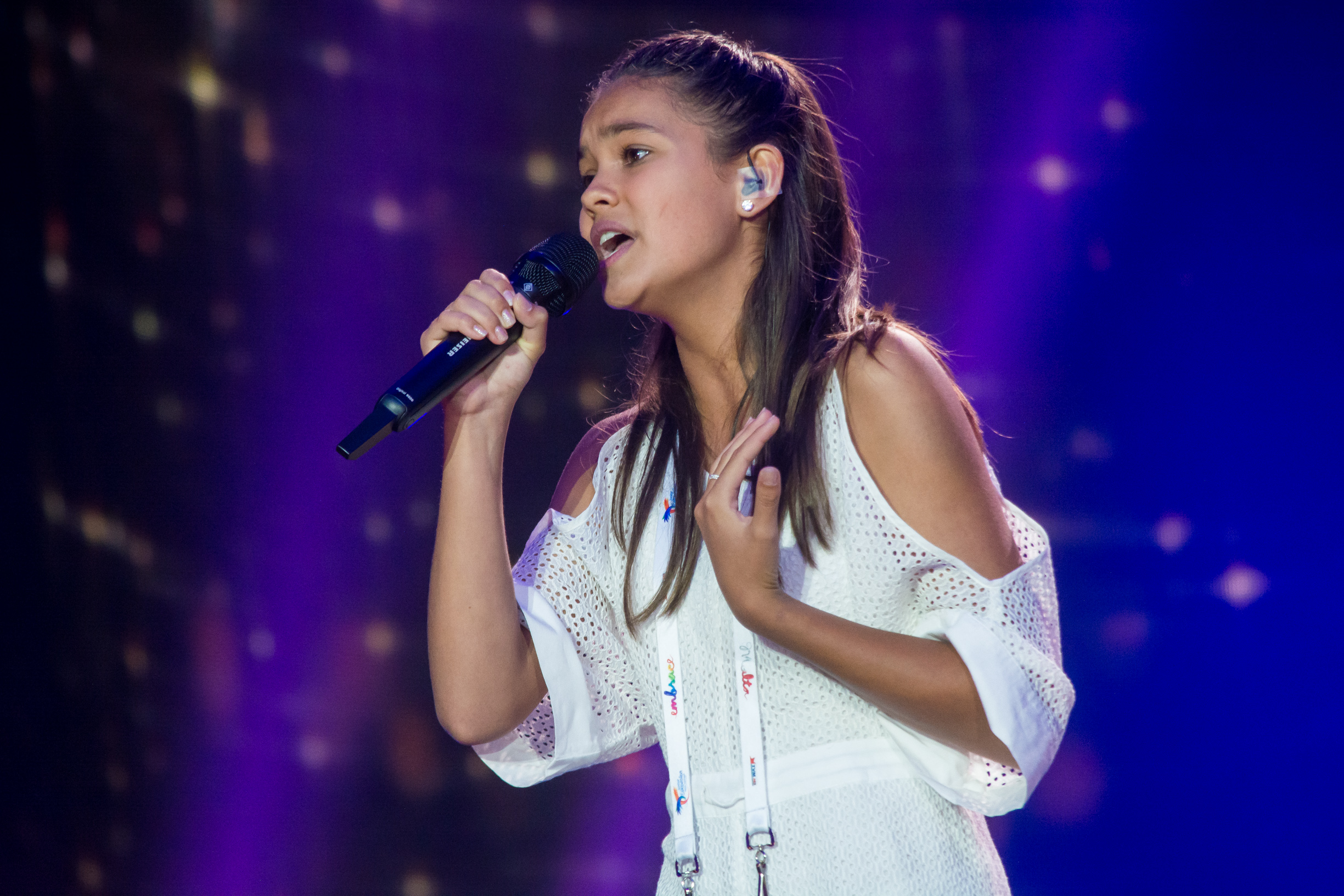 Alexia (singer): biography, creativity and family