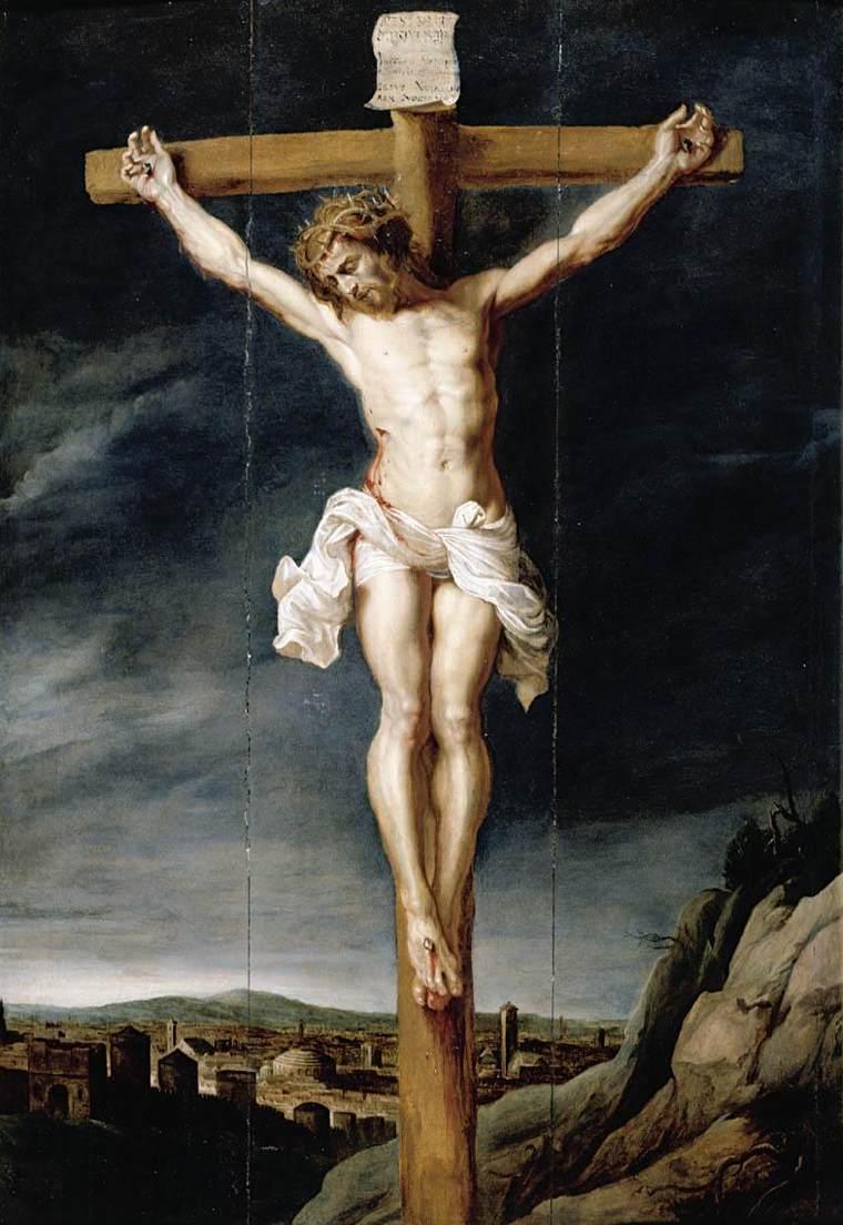 https://upload.wikimedia.org/wikipedia/commons/1/11/Jan_Boeckhorst_-_Christ_on_the_Cross_-_WGA02327.jpg