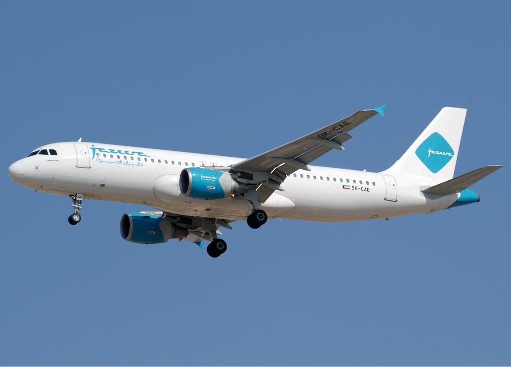 Авиакомпания Джазира Эйрвэйз (Jazeera Airways). Официальный сайт.2