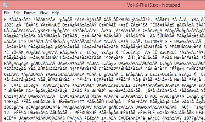 Wikimedia Blog/Drafts/Converting from non Unicode (Nudi
