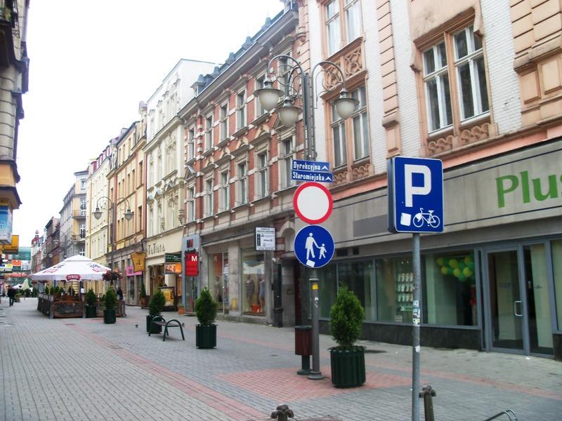 Ulica Staromiejska w Katowicach