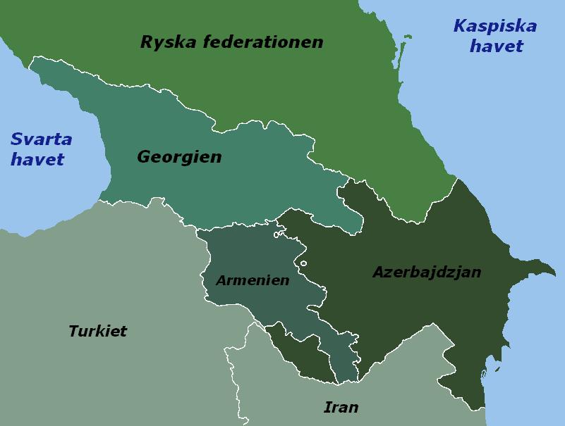 Kaukasien