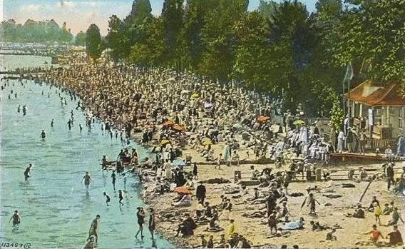 File Kew Beach Toronto 1934 Jpg