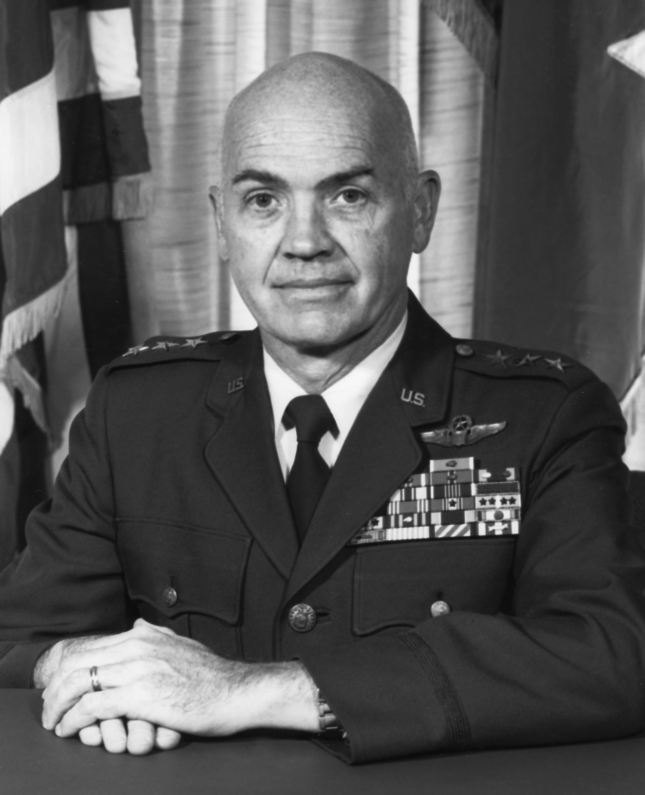 Lynwood E . Clark