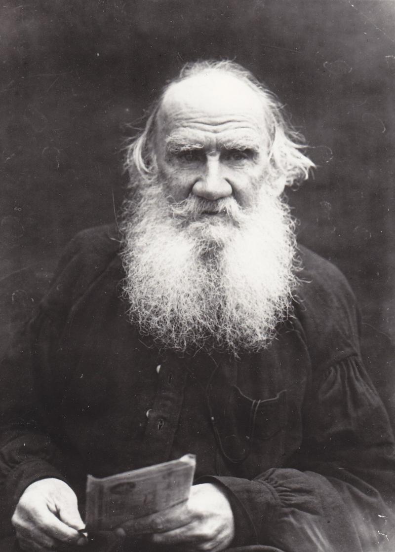 レフ・トルストイ(Lev Tolstoy)Wikipediaより