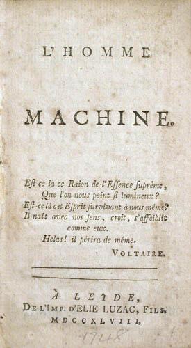 la mettrie homme machine pdf