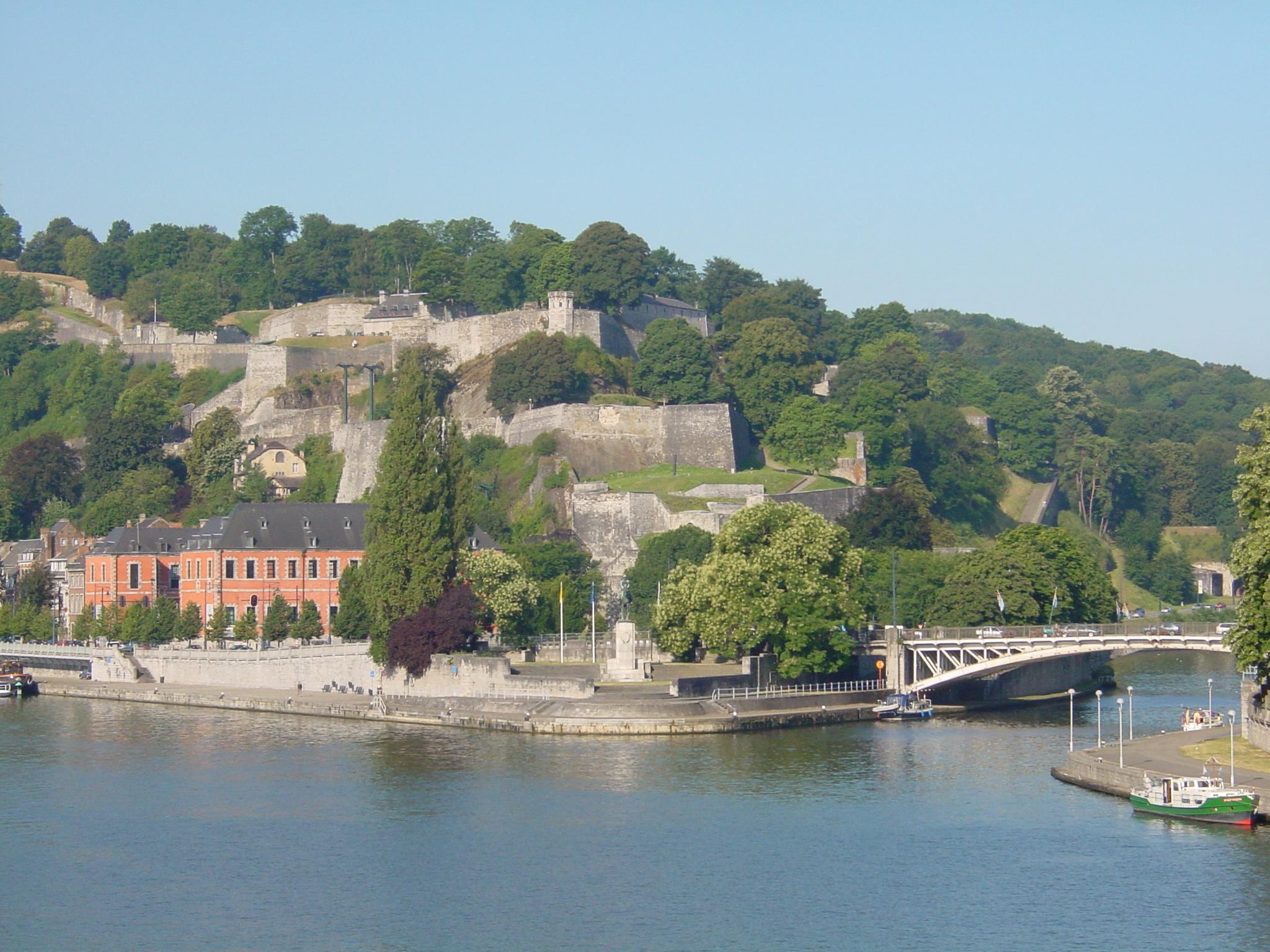 File La Citadelle De Namur Jpg Wikimedia Commons