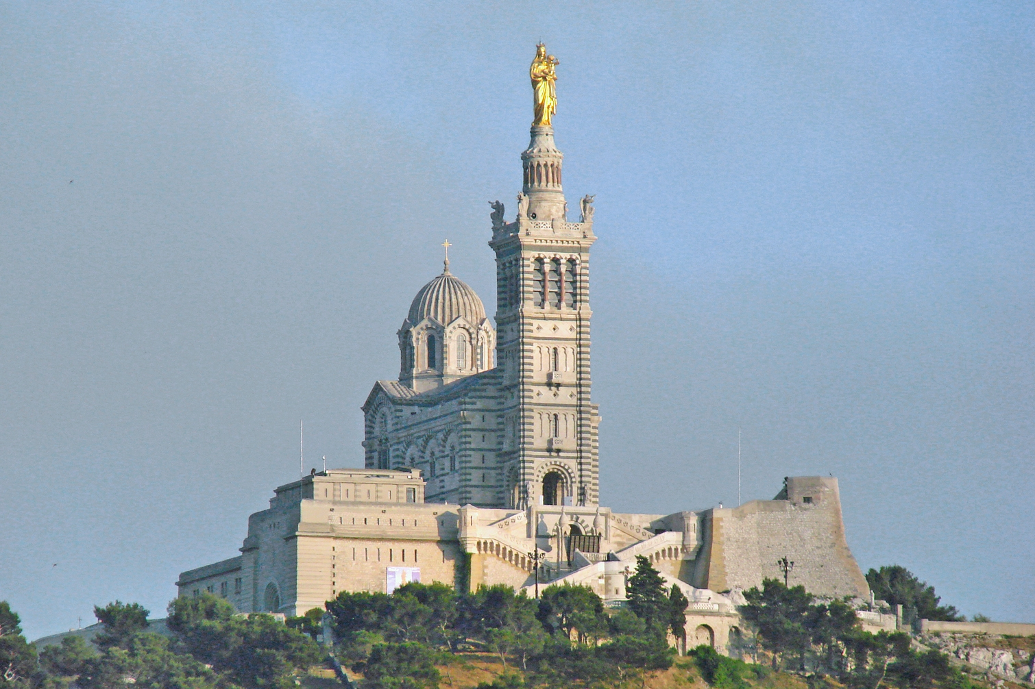 Notre-Dame de la Garde - Wikipedia