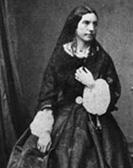 Una fotografia di Laure le Poittevin, madre di Maupassant