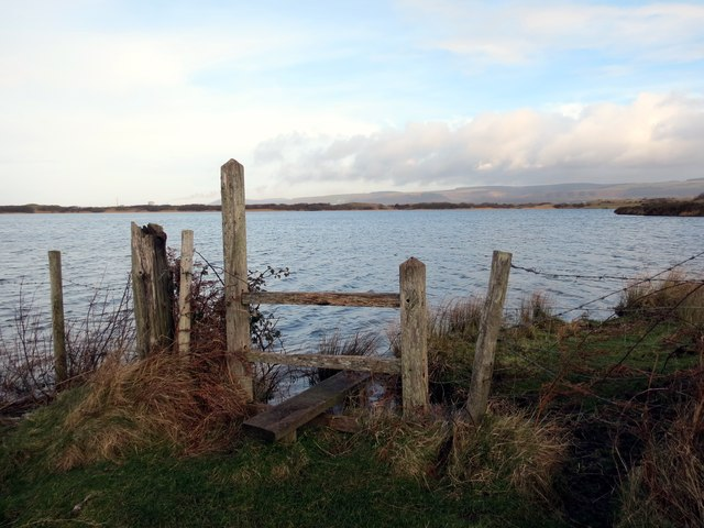 Llyn Cynffig Kenfig Pool - geograph.org.uk - 3834618