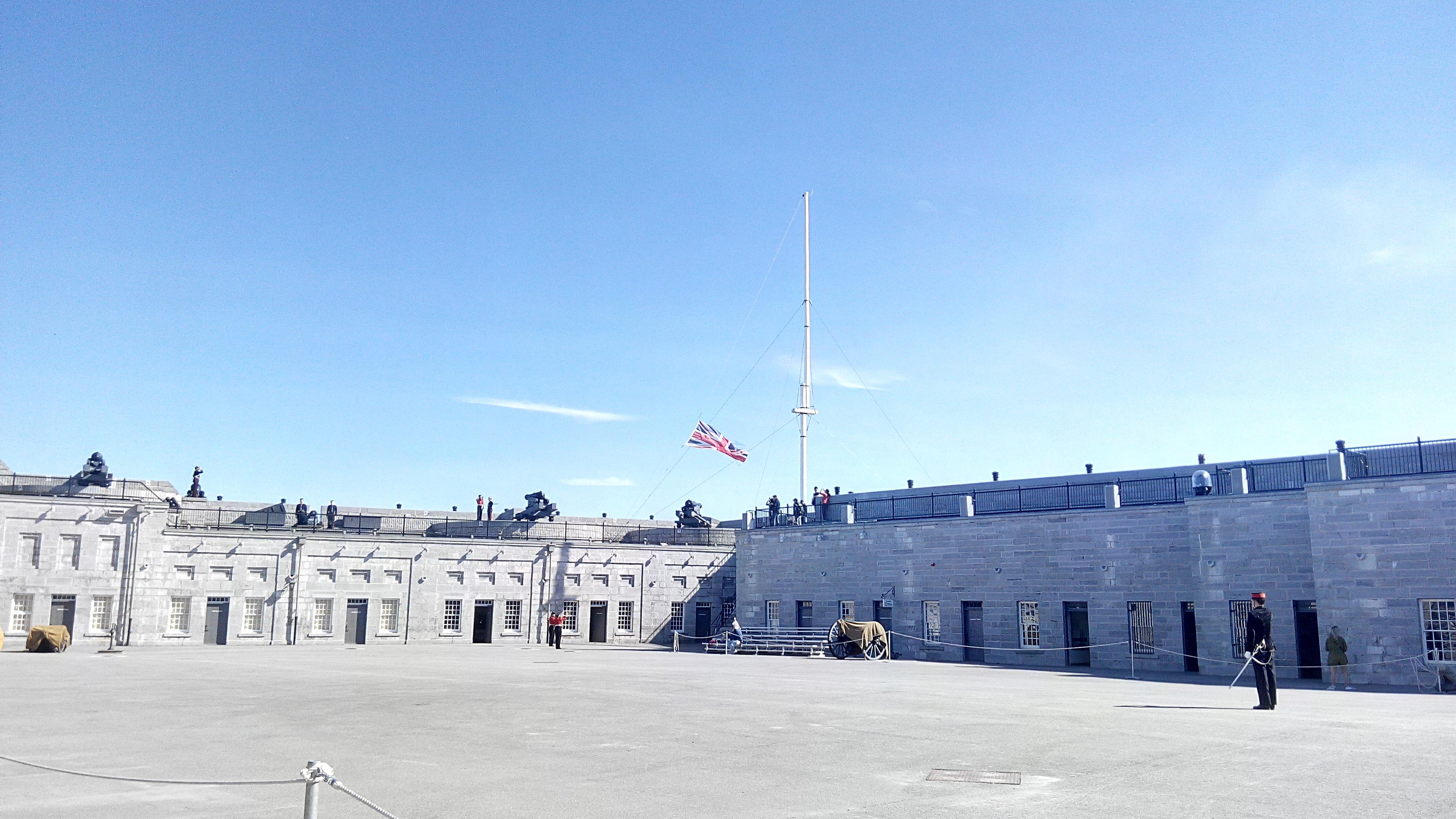 Fort Henry in Kingston