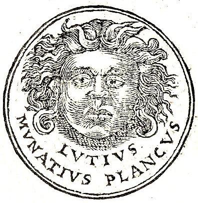 English: Lucius Munatius Plancus was a Roman s...
