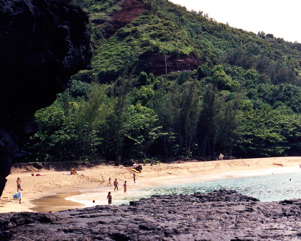 filelumahai beach kauaijpg wikipedia