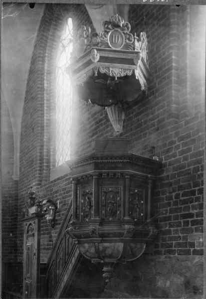 Sankt Peters klosters kyrka Lund Kyrka, Landmrke och