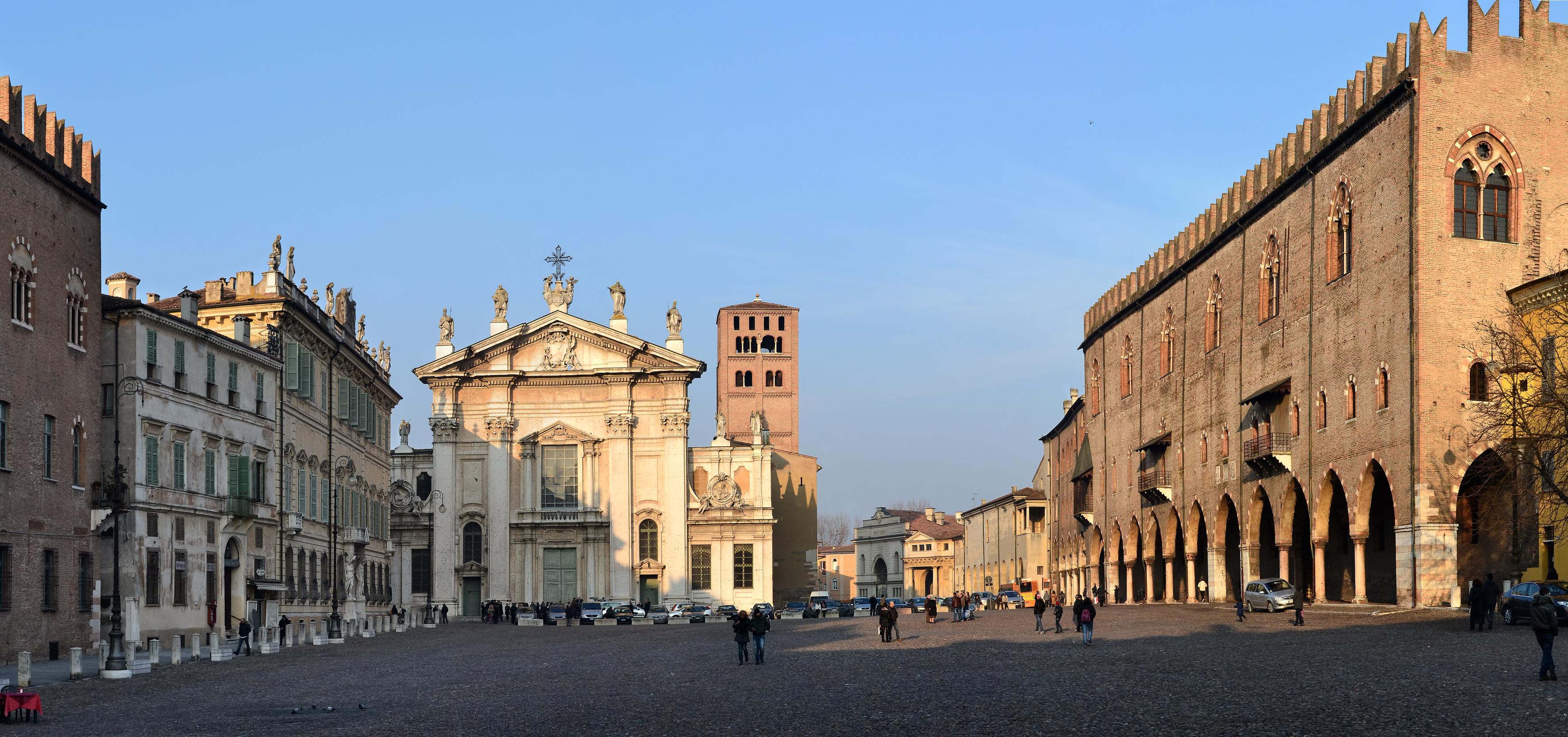 Hotel Italia A Mantova