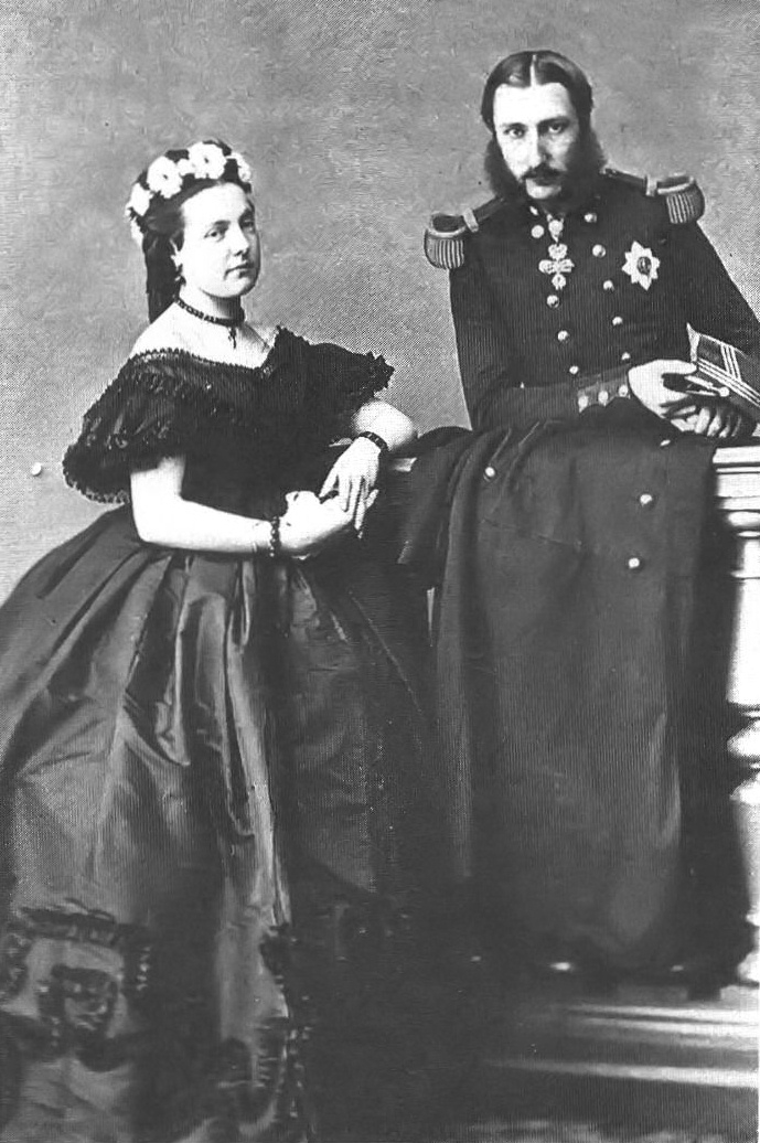 Leopold and Marie Henriette