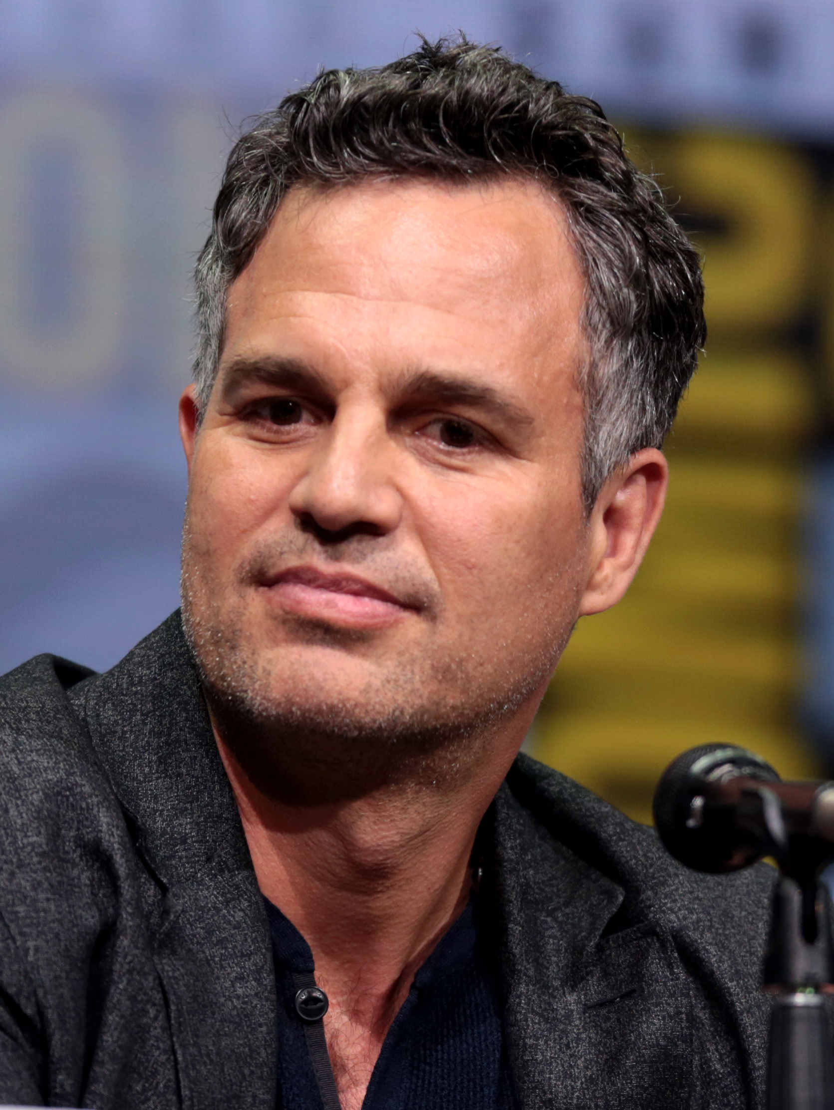 Picture of an author: Mark Ruffalo