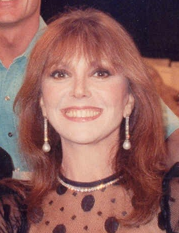 Marlo Thomas at the 1989 Emmy Awards