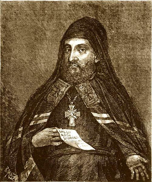 Метелий Смотрицкий