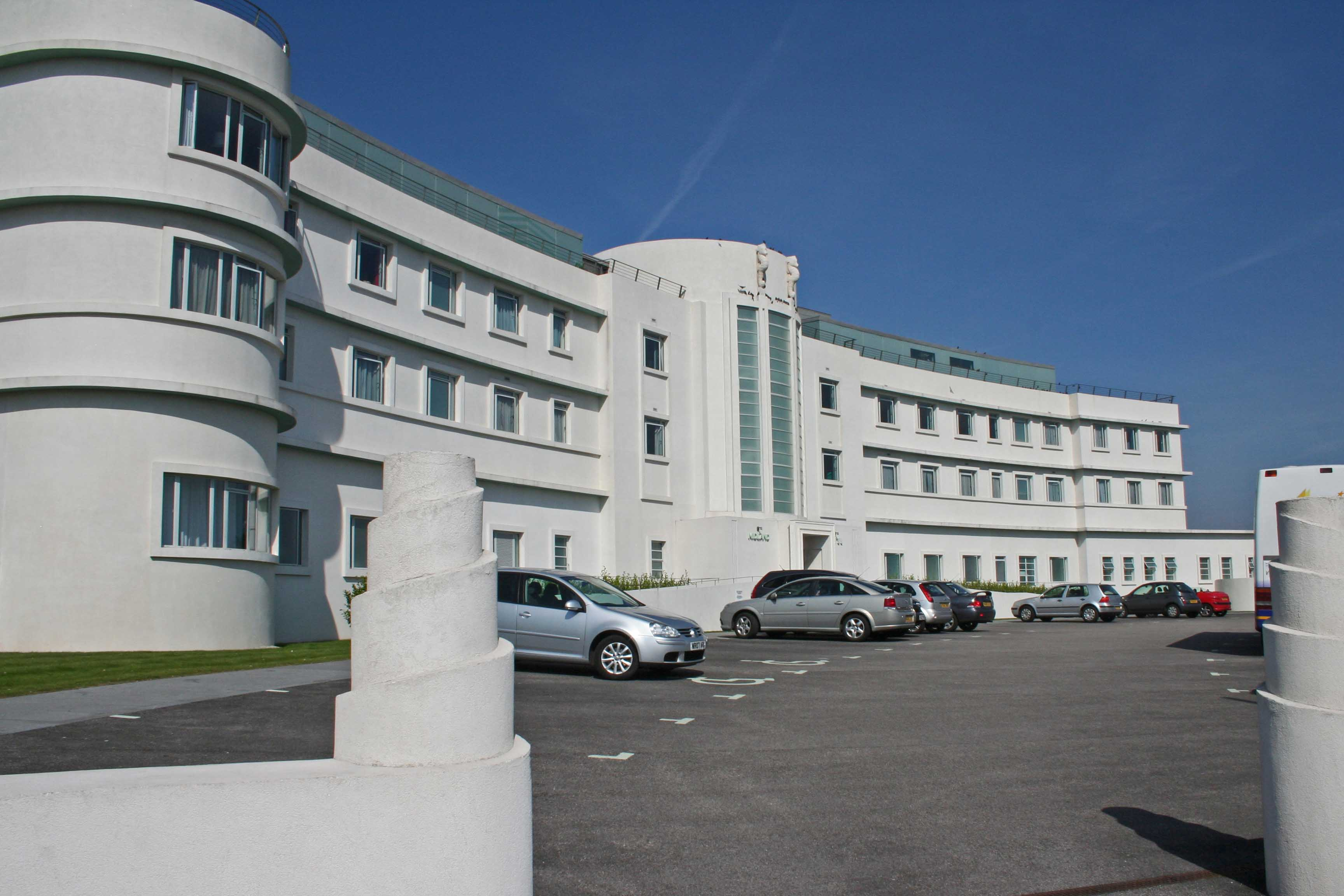 file midland hotel morecambe lancashire england