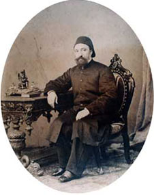 Midhat Pasha in his middle age