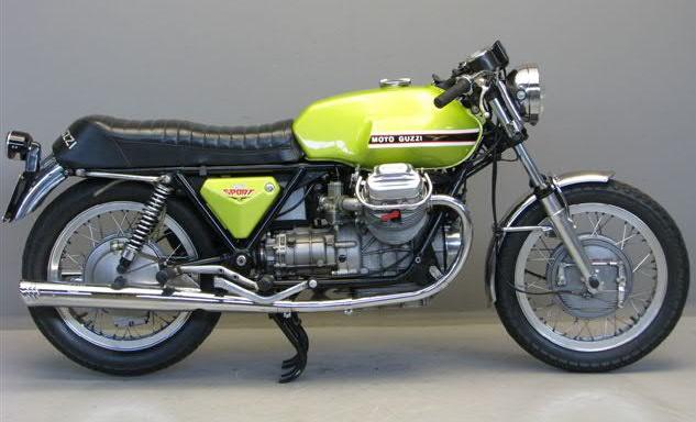 Moto Guzzi V Cafe Racer Kit